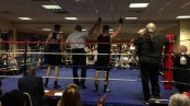 Dixon wins first ABA fight